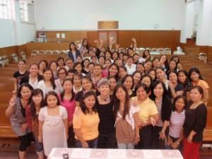 Hong Kong Filipina Conference - May 2012