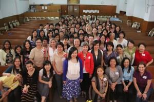 Hong Kong Women's Conference - May 2012