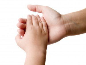 hands family
